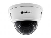 Купольные IP-видеокамеры
