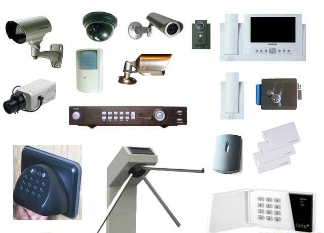 Системы контроля и доступа