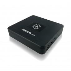MATRIX M-4AHD720L      4-х канальный гибридный Analog/ AHD/ NVR видеорегистратор.