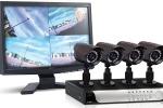 Установка видеокамер, видеонаблюдения через интернет