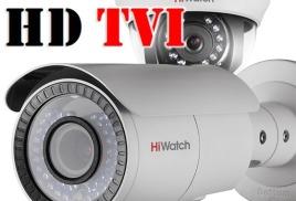 TVI камеры