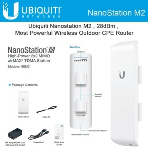 Расчёт расстояний для оборудования Ubiquiti / Настройка