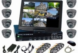 Аренда оборудования системы видеонаблюдения